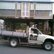 On-going house raising