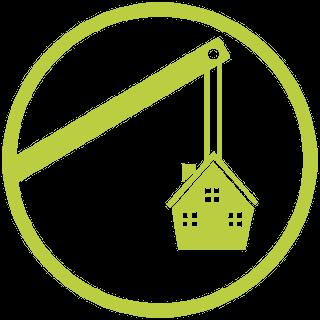 House raising icon